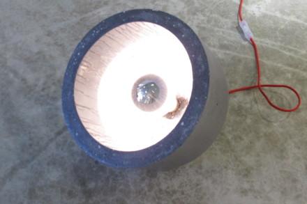 Lampe gélule