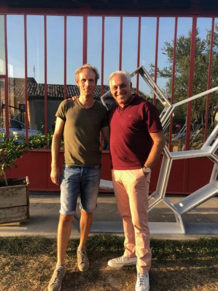 La maison France 5 avec Stéphane Thebaut